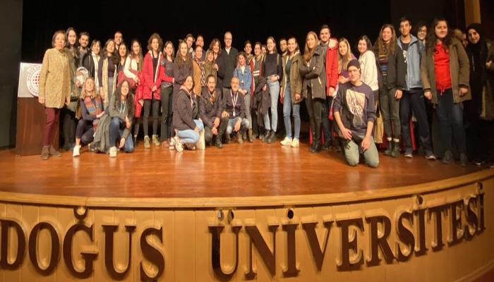 """Doç. Dr. Ardan Ergüven """"Logo ve Kurumsal Kimlik Tasarımı""""  Konferansı"""
