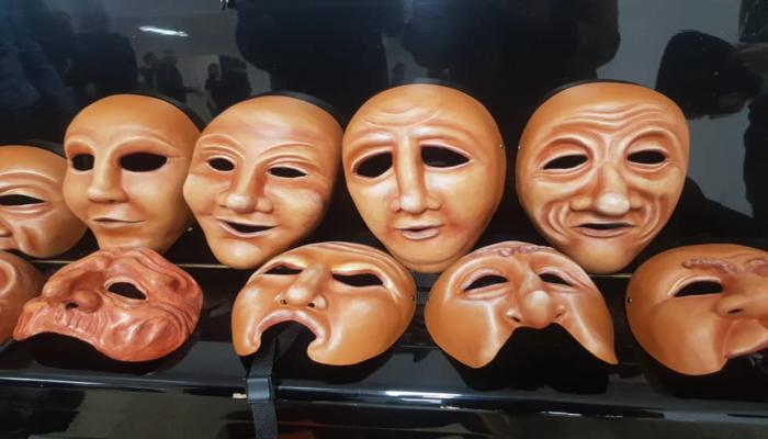 Sarah Brown Maske Atölyesi ile Üniversitemizde